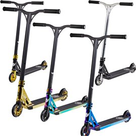 Longway Sector V2 Pro Scooter 2018