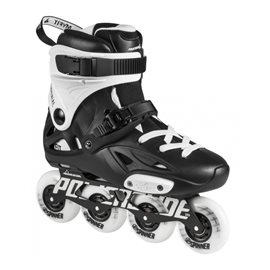 Powerslide Imperial One 80 / Black-White 2018908192