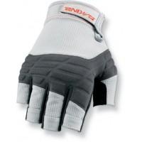 Dakine Half Finger SaiIing Gloves Gray 2018D4400200G2
