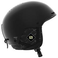 Salomon Casque de Ski Spell+ Black Marble 2020
