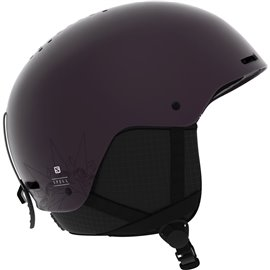 Salomon Casque de Ski Spell Fig 2020
