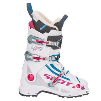 Boots Scott LS1 Women white/white 2019267363