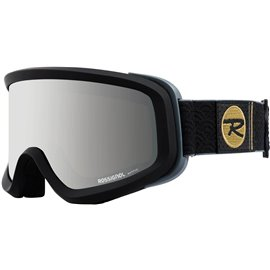 Rossignol Goggle Ace W Hp Black - Cyl 2019