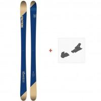 Ski Faction Candide 1.0 2019 + Skibindungen