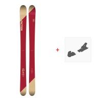 Ski Faction Candide 3.0 2019 + Skibindungen