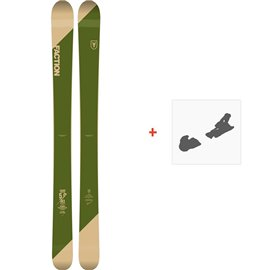 Ski Faction Candide 5.0 2019 + Ski Bindings