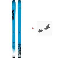 Ski Faction Dictator 1.0 2019 + Skibindungen