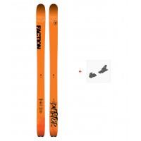 Ski Faction Dictator 3.0 2019 + Skibindungen