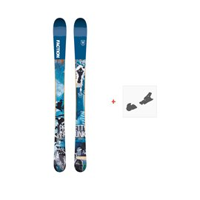 Ski Faction Prodigy 0.5 x 2019 + Fixation de ski