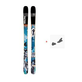 Ski Faction Prodigy 1.0 x 2019 + Fixation de ski