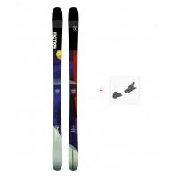 Ski Faction Prodigy 1.0 2019 + Skibindungen