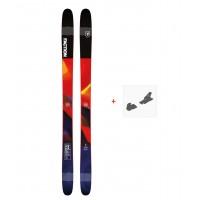 Ski Faction Prodigy 2.0 2019 + Fixation de ski