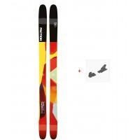 Ski Faction Prodigy 4.0 2019 + Fixation de ski