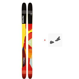 Ski Faction Prodigy 4.0 2019 + Fixation de ski