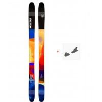 Ski Faction Prodigy 3.0 2019 + Fixation de ski