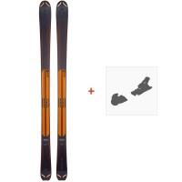 Ski Scott Slight 93 2019 + Fixation de ski266972