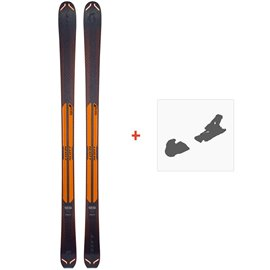 Ski Scott Slight 93 2019 + Skibindungen266972