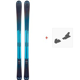 Ski Scott Femme Slight 83 2019 + Fixation de ski266974