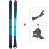 Ski Scott Femme Slight 83 2019 + Fixations randonnée + Peau266974