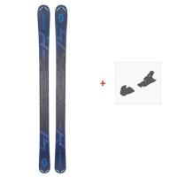 Ski Scott Scrapper 105 2019 + Fixation de ski266979