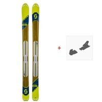 Ski Scott Superguide 105 2019 + Skibindungen266985