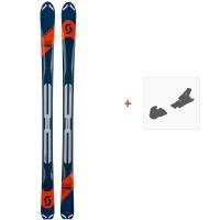 Ski Scott Superguide 88 2019 + Fixation de ski266987