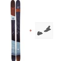 Ski Armada Tracer 108 2019 + SkibindungenRAST00006