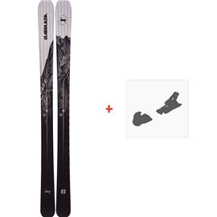 Ski Armada Invictus 99 Ti 2019 + Fixation de skiRAST00010