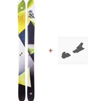 Ski Armada Trace 108 2019 + Fixation de skiRAST00028