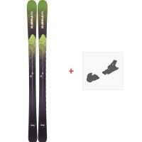 Ski Armada Invictus 85 2019 + Fixation de skiRAST00044