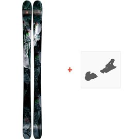 Ski Armada ARW 96 2019 + SkibindungenRAST00052