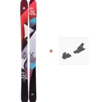 Ski Armada Trace 98 2019 + Fixation de skiRAST00060