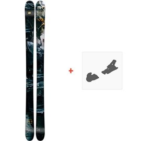 Ski Armada ARW 86 2019 + SkibindungenRAST00066