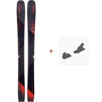 Ski Elan Ripstick 102 W 2020 + SkibindungenADEDXY