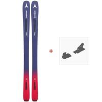 Ski Atomic Vantage WMN 86 C 2019 + Fixation de skiAA0027158