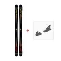 Ski Line Honey Badger 2018 + Skibindungen19B0007.101.1