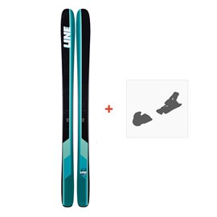Ski Line Sick Day 104 2019 + fixation de ski19C0011.101.1