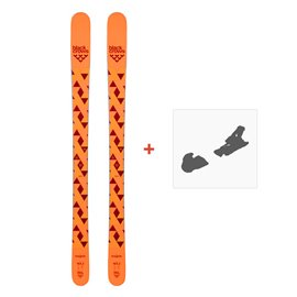 Ski Black Crows Magnis 2020 + fixation de ski100717