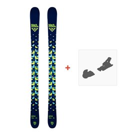 Ski Black Crows Junius 2020 + Fixations de ski