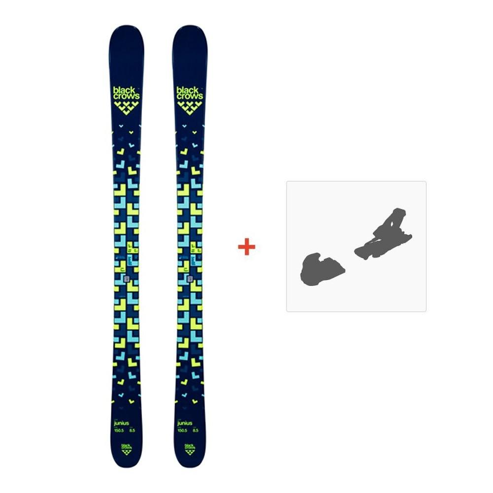 Ski Black Crows Junius 2020 + Fixations de ski