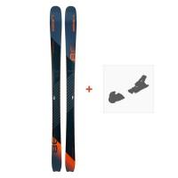 Ski Elan Ripstick 86 2019 + fixation de skiADDDXR