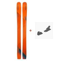Ski Elan Ripstick 116 2020 + Fixations de skiAD0DXF18