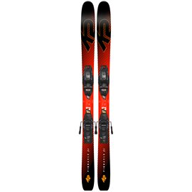 Ski K2 Pinnacle Jr + FDT 4.5 201910C0801.209.1