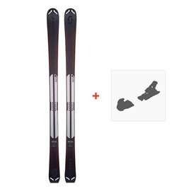 Ski Scott Slight 83 2019 + Fixation de ski266973