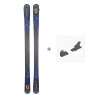 Ski Scott Scrapper 95 2019 + Fixation de ski266980