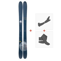 Ski Line Sir Francis Bacon 2019 + Fixations randonnée + Peau19C0004.101.1.