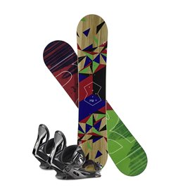 Snowboard Head Defiance Youth 2019 + Fixation336328