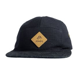 Jones Cap Hakuba Black 2019VJ190317
