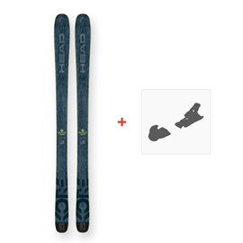Ski Head Kore 93 2018 + Fixation de ski311447
