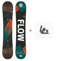 Snowboard Flow Era 2018 + Fixation de SnowboardSF180146